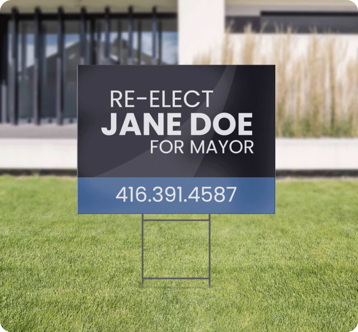 Lawn Signs 4mm Coroplast