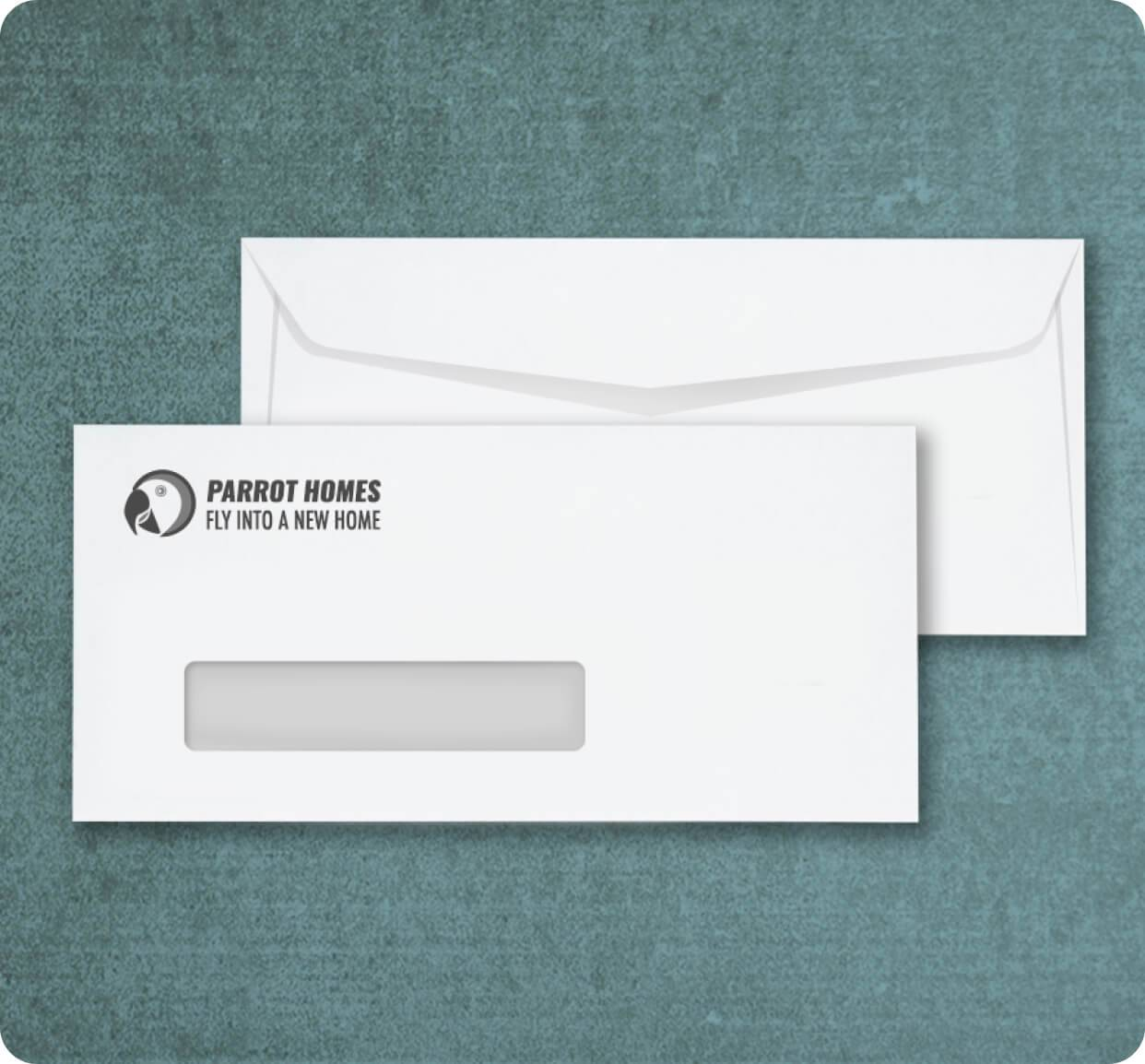 Security Envelopes 60lb Uncoated