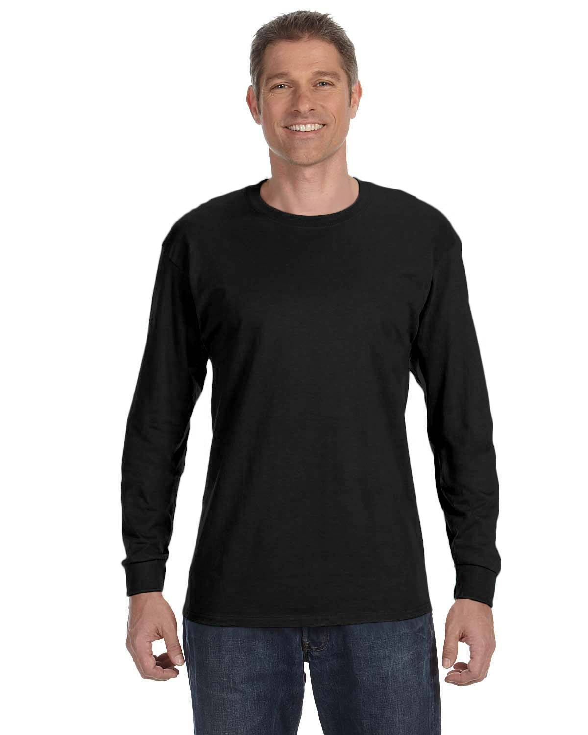 Gildan Adult Heavy Cotton 8.8 oz./lin. yd. Long-Sleeve T-Shirt | G540