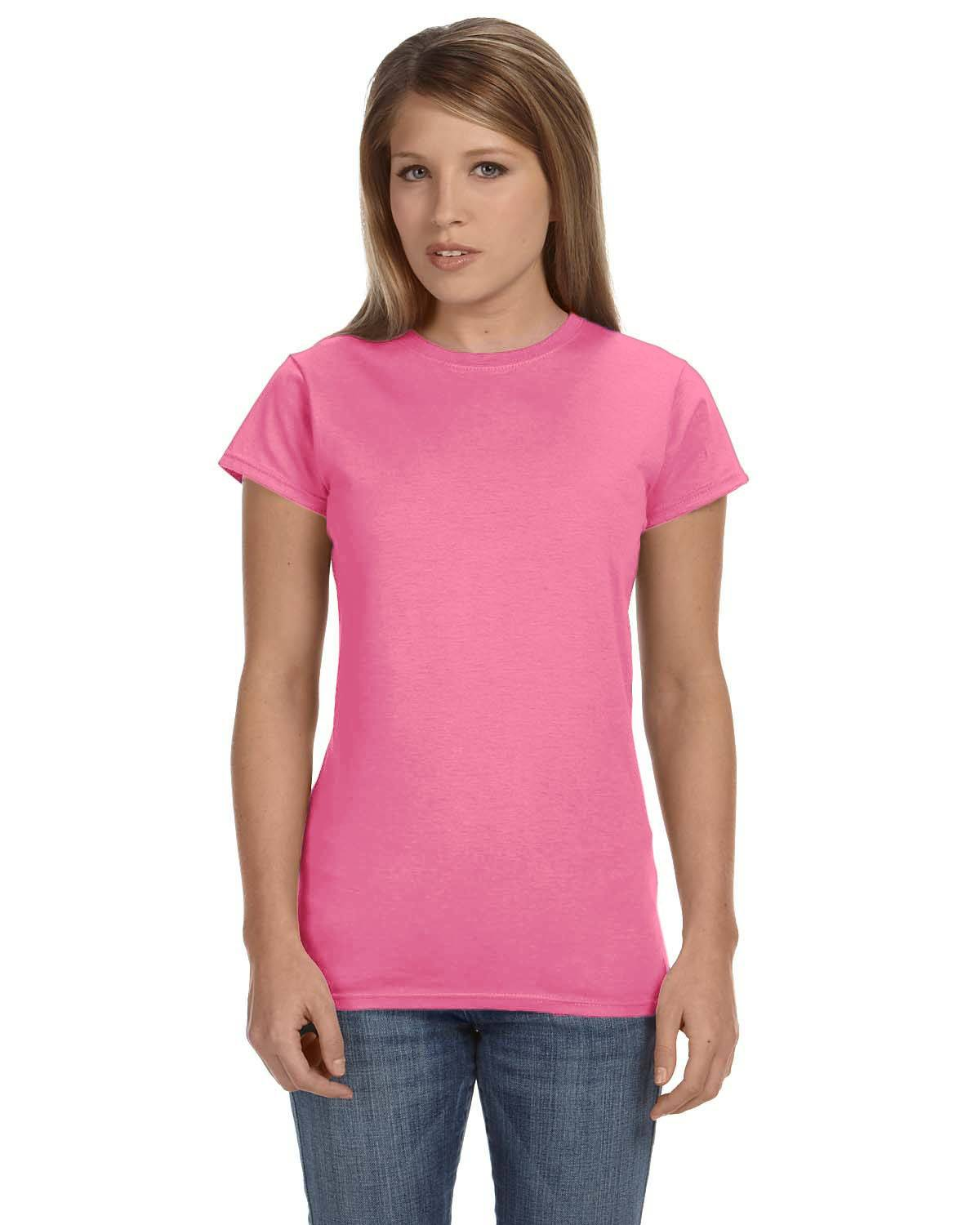 Gildan Ladies' Softstyle 7.5 oz./lin. yd. Fitted T-Shirt | G640L