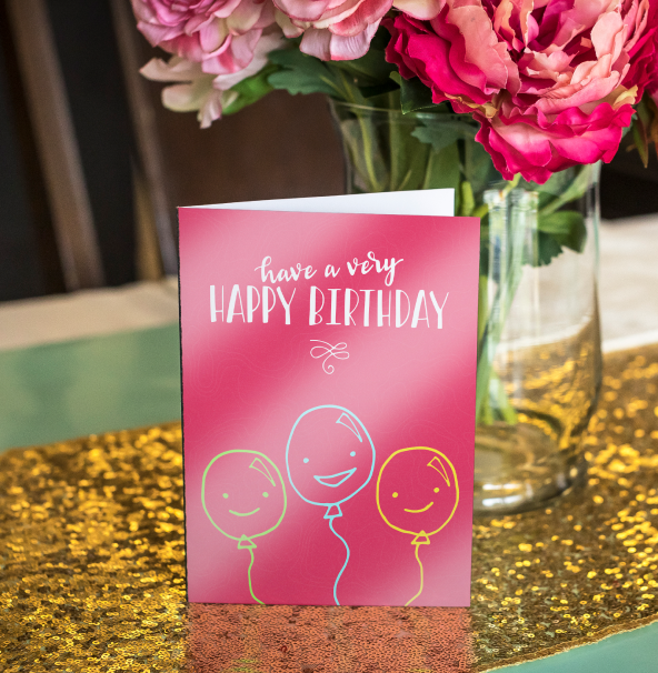 High Gloss Greeting Cards