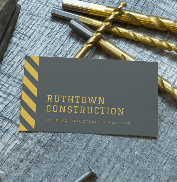 Ultra Durable Business Cards